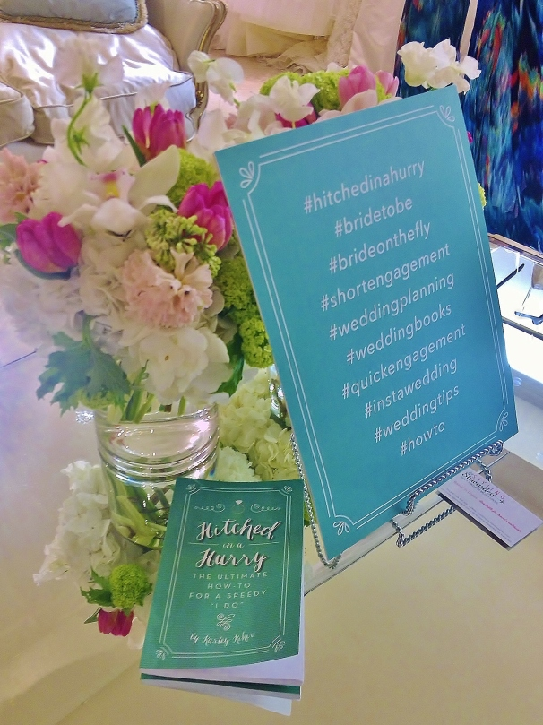 The styling of last night's event was stunning, with a hashtag sign to boot